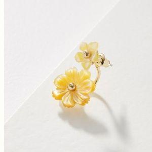 In Full Bloom Front-Back Earrings